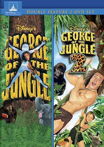GEORGE OF THE JUNGLE/GEORGE OF THE JU BY FRASER,BRENDAN (DVD)