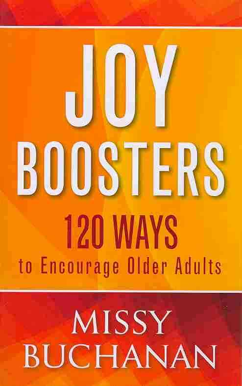Joy Boosters By Buchanan, Missy